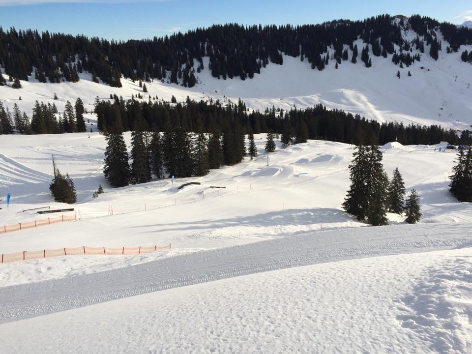 Snowpark Grasgehren