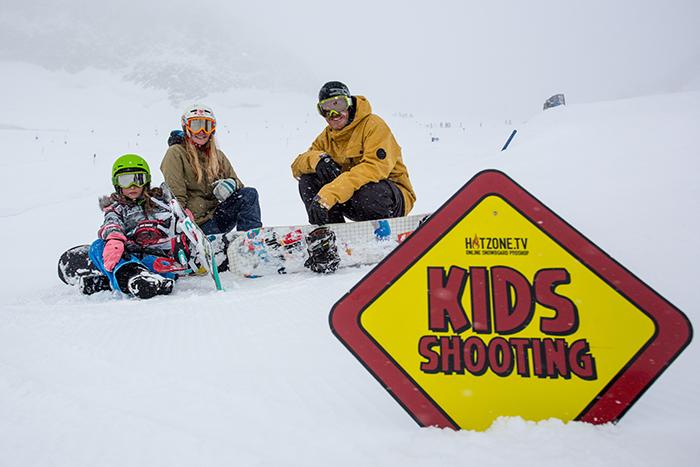 Hotzone Opening Hintertux - Kids Shoot