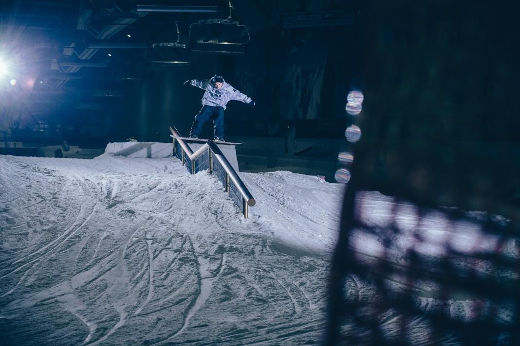 Rider: Michael Botzenhart / Foto: Lennart Ritscher