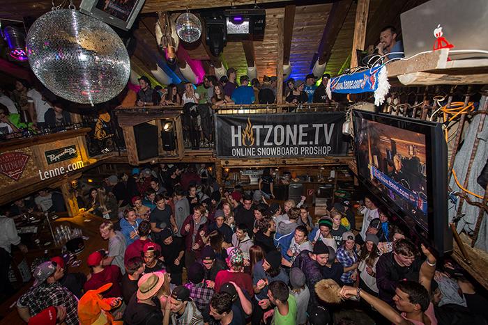 Hotzone Opening Hintertux - Opening Night