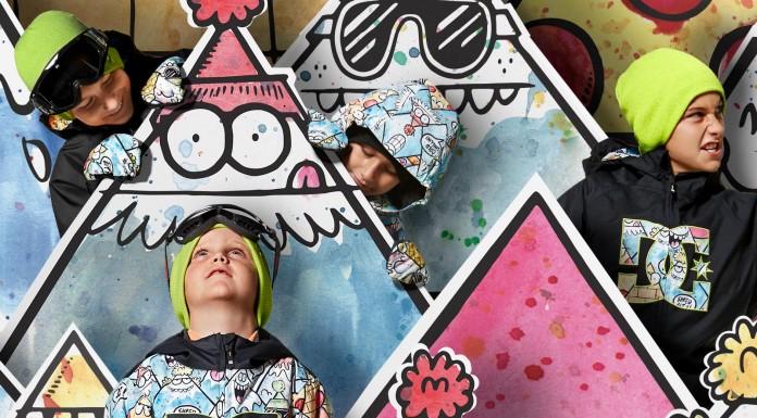 DC Kids Collection - DC x Kevin Lyon