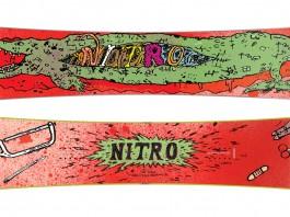 Eero Ettala Nitro Board