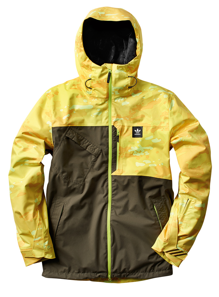 adidas Major Strechin' It Jacket