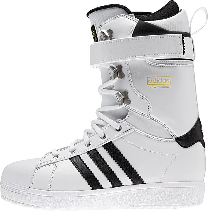 adidas Superstar Snow Snowboard Boot