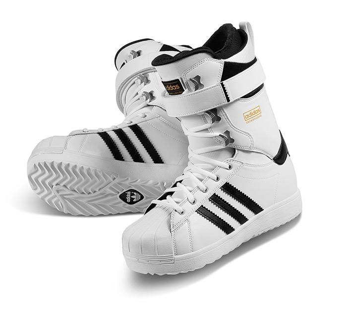 adidas Superstar Snow Snowboard Boot