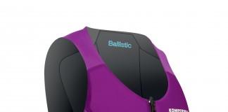 Ballistic Vest Women - Komperdell