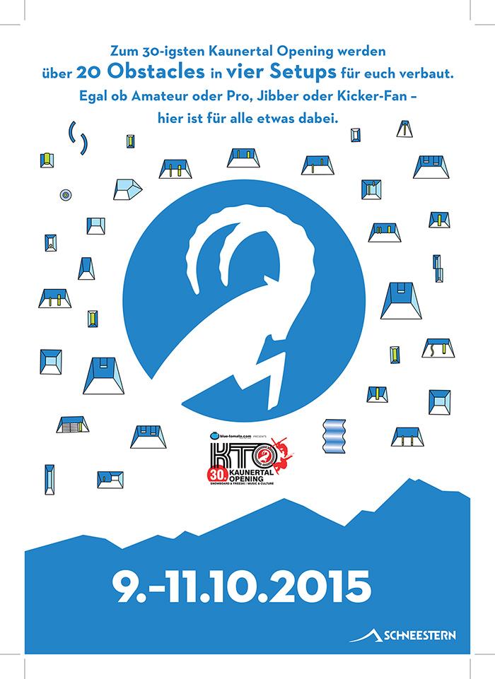 Kaunertal Opening 2015 - Setup