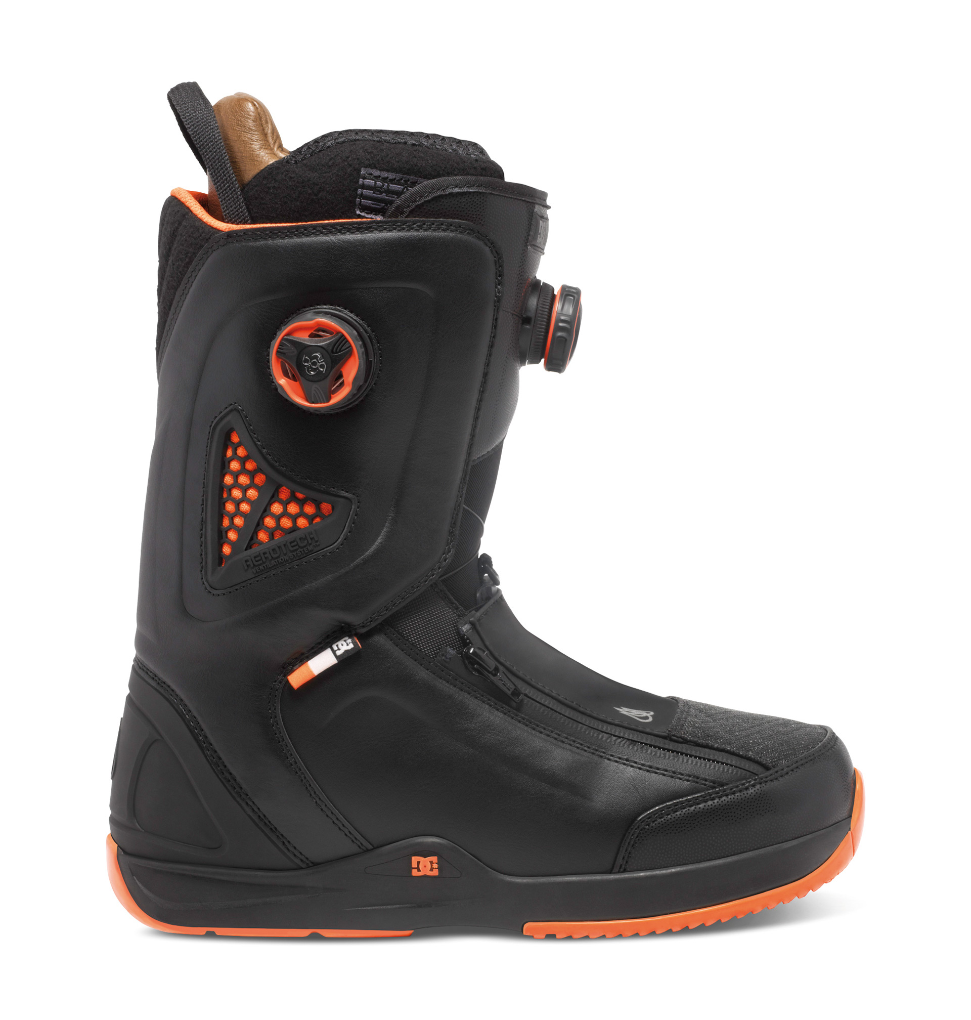 Travis Rice Boot Dc Prime Snowboarding