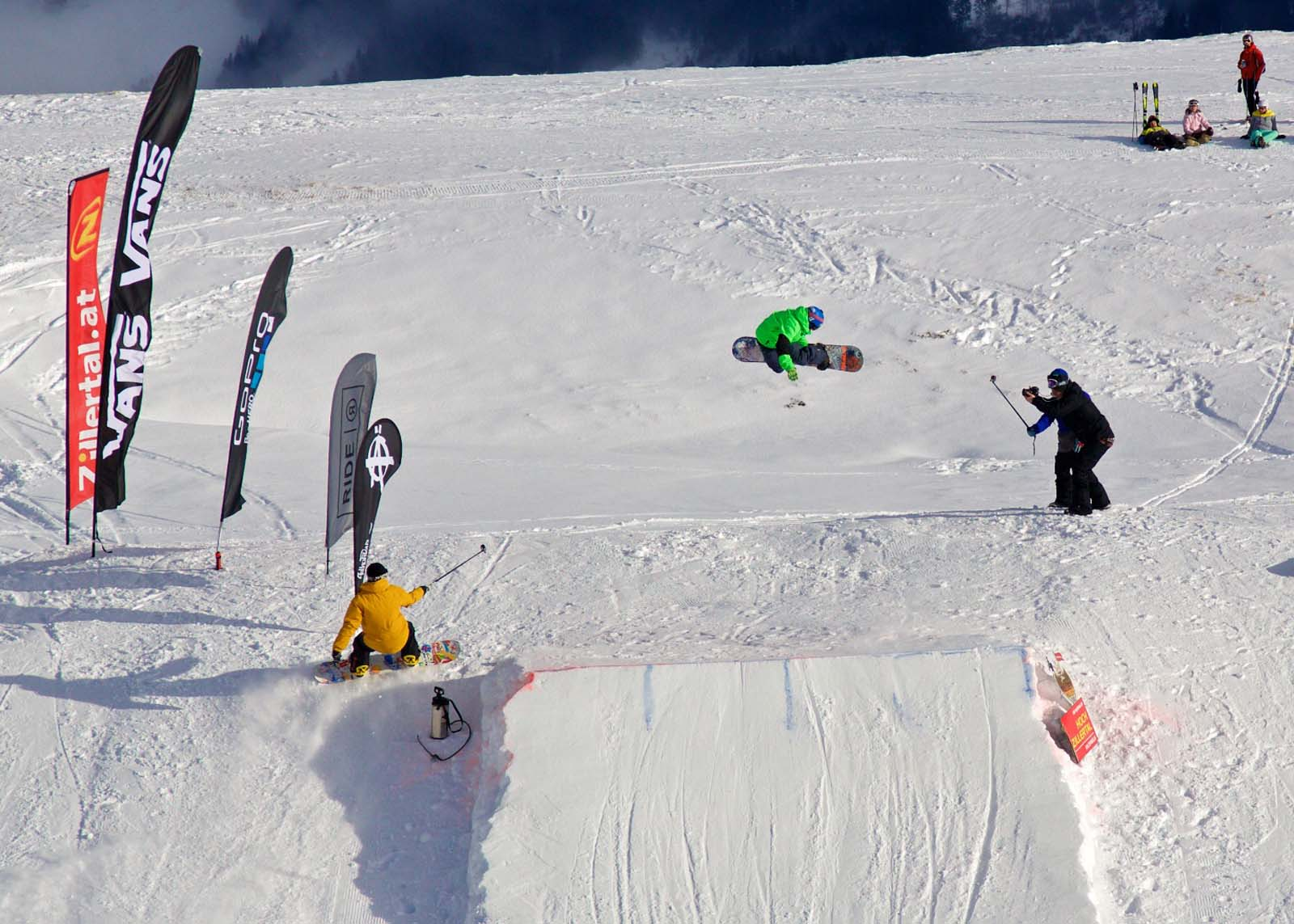 Zillertal Välley Rälley hosted by Ride Snowboards 2015 / 2016 - Foto: Gustav Ohlsson