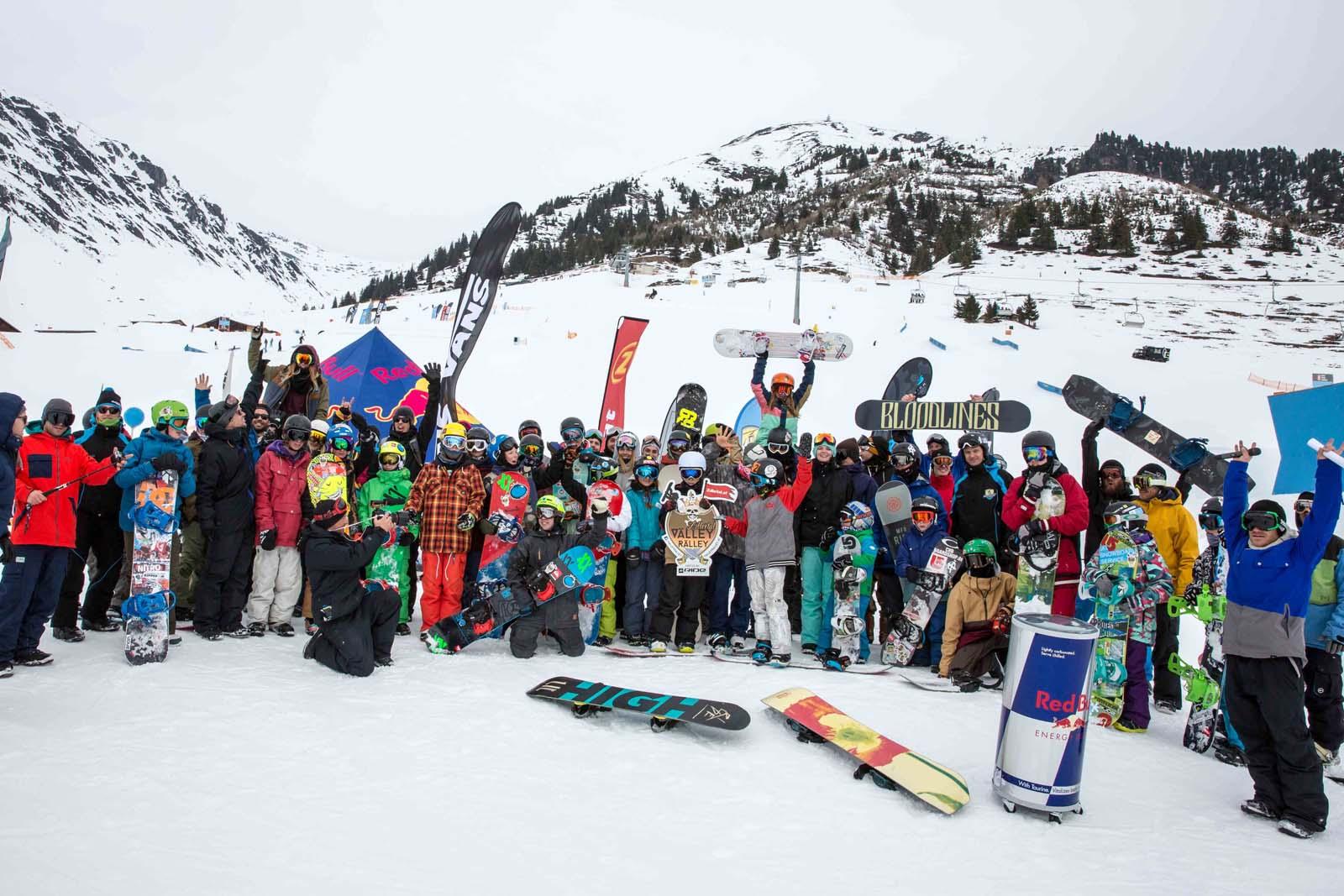 Zillertal Välley Rälley hosted by Ride Snowboards 2015 / 2016 - Foto: Matt McHattie