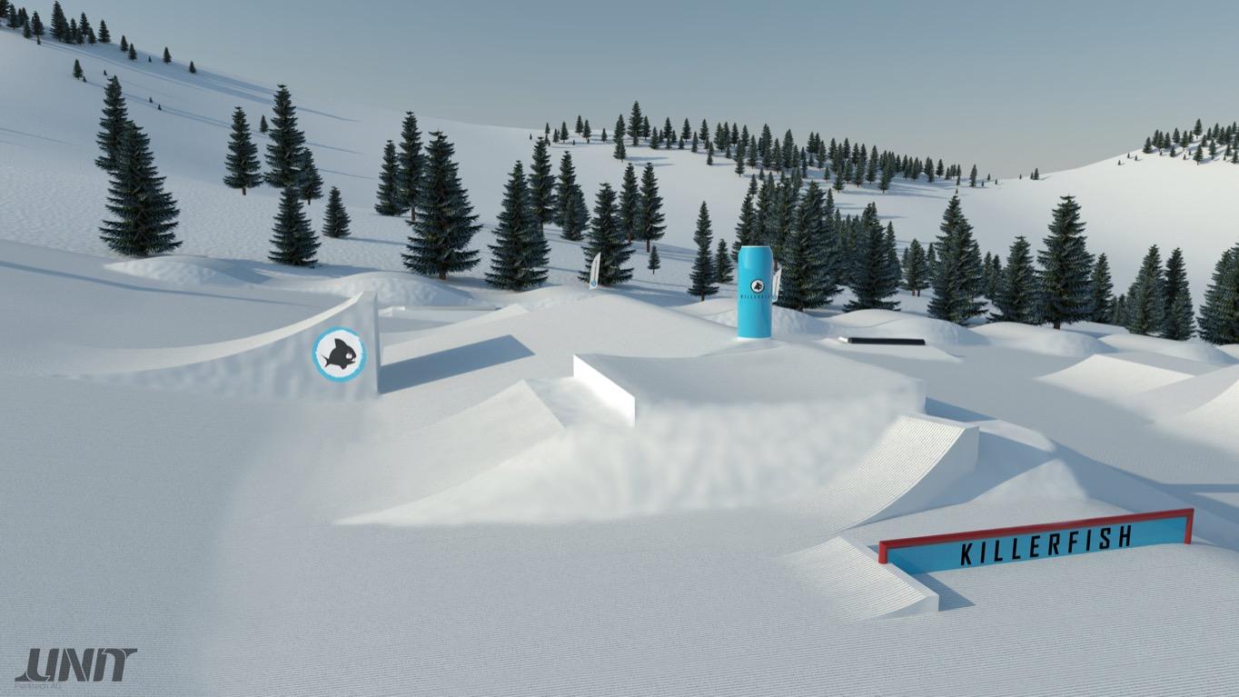 Snowpark Grasgehren - Setup Preview 15/16