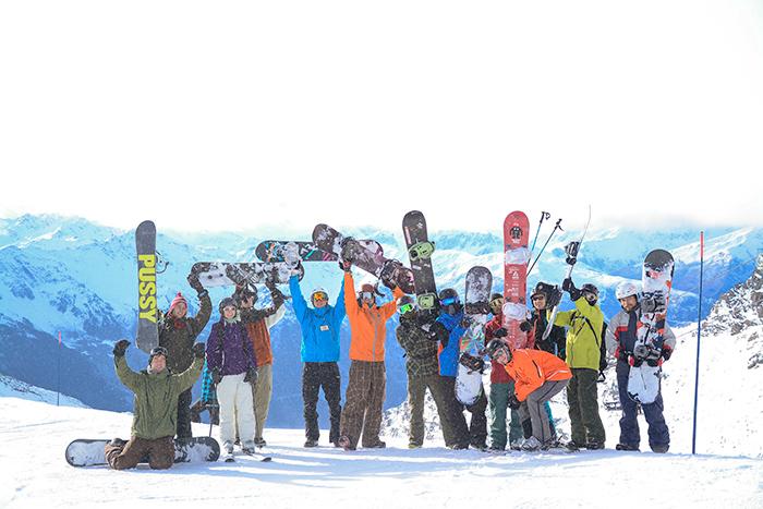 Ski & Boarderweek - Foto: E&P Reisen / M. Reinhardt