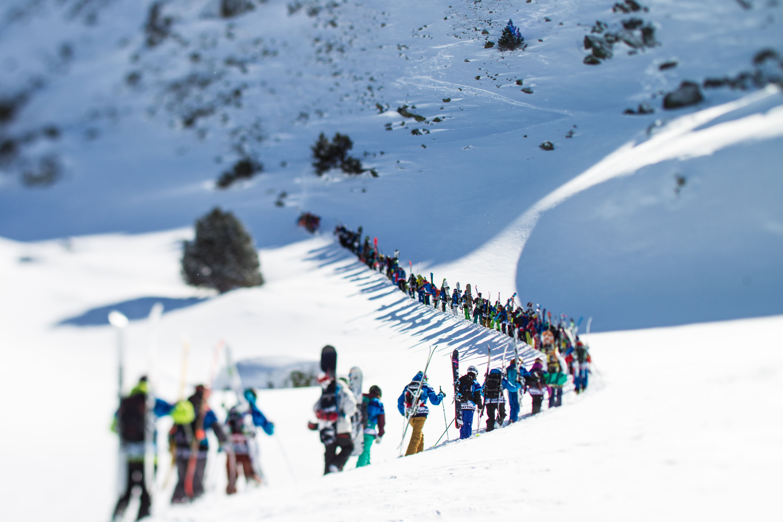 Freeride-Juniorenweltmeisterschaft 2016 in Grandvalira (Andorra) - Foto: : freerideworldtour.com / Tim Lloyd