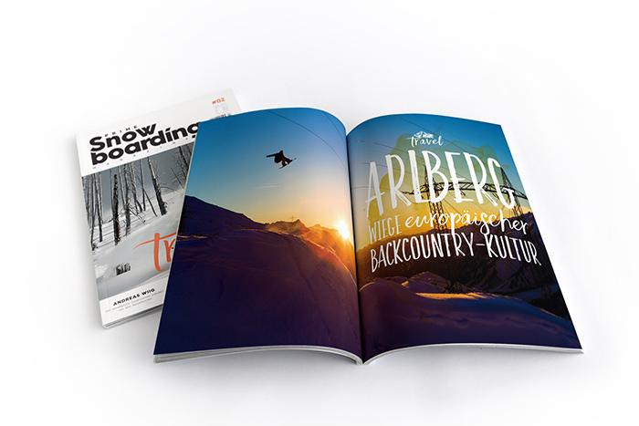 PRIME Snowboarding #2 - Cover Teaser