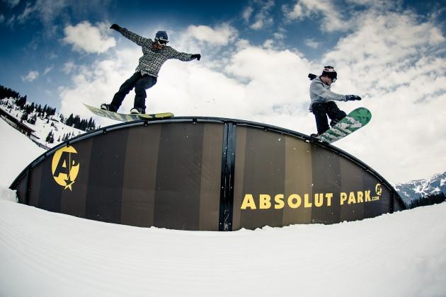 Absolut Park Flachauwinkl - Foto: Markus Rohrbacher