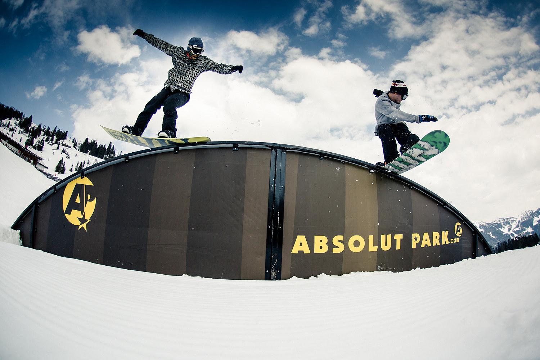 Season Opening Absolut Park- Foto: Markus Rohrbacher