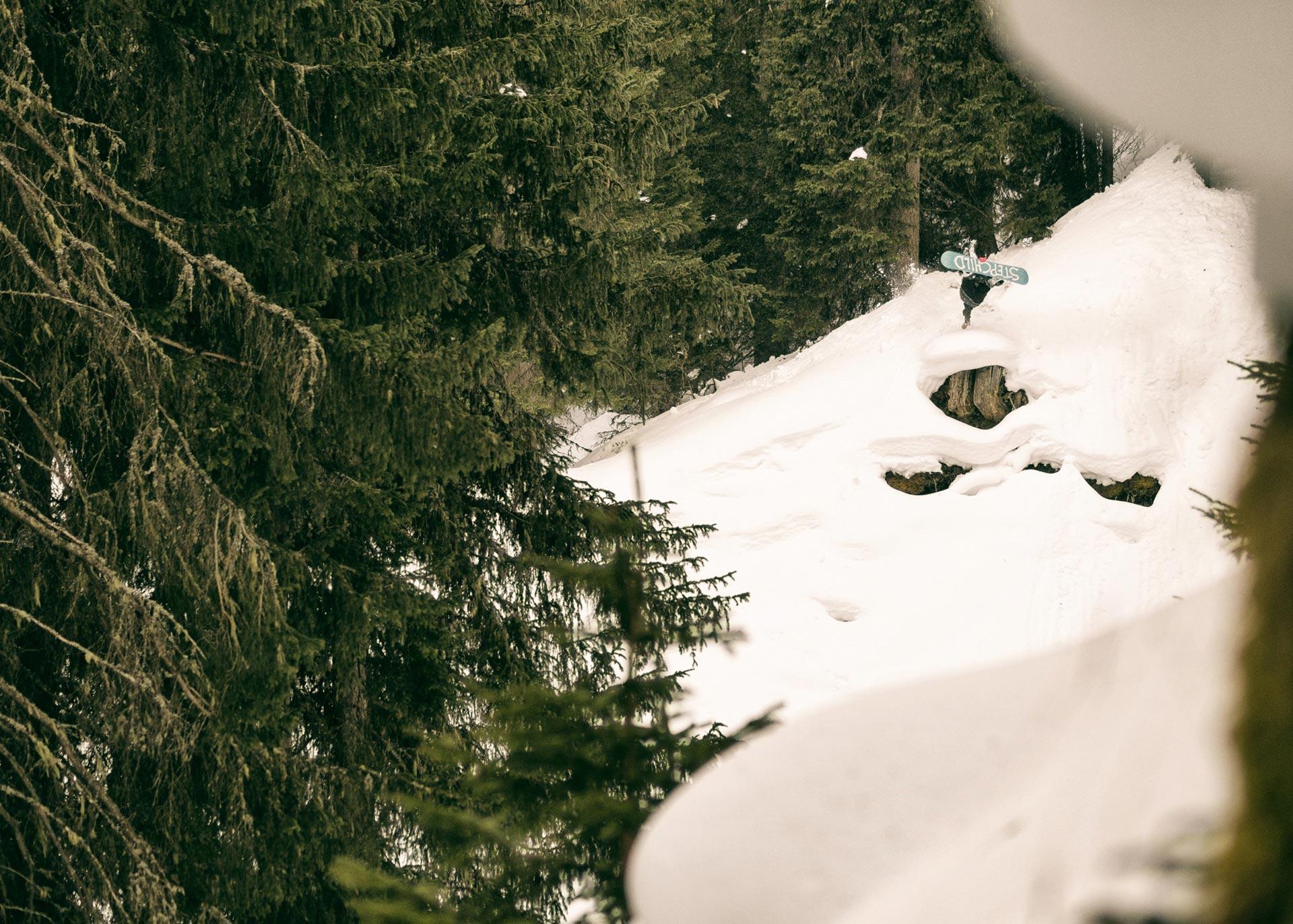 Brennerspaß - Von Spot zu Spot - Rider: Alex Beer