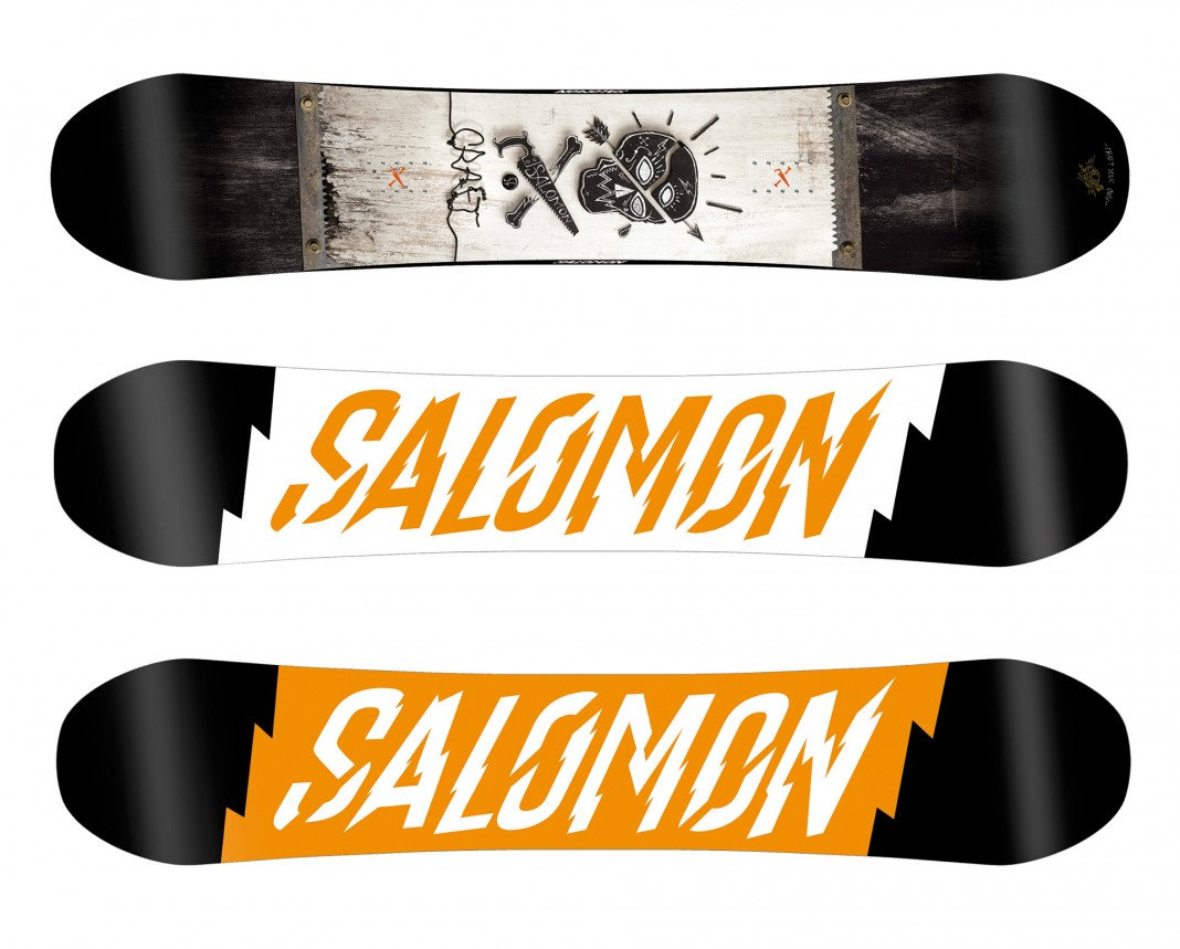 Craft Board - Salomon