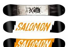 Craft Board - Salomon