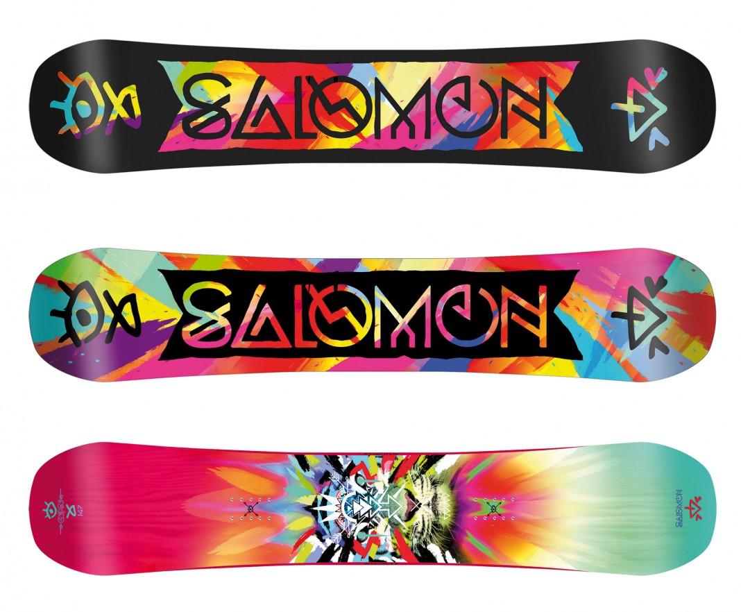 Gypsy (Lady) Board - Salomon