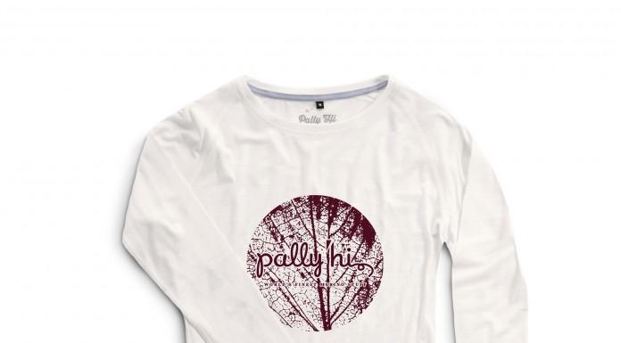 Leafita Longsleeve (Ladies) - Pally'Hi