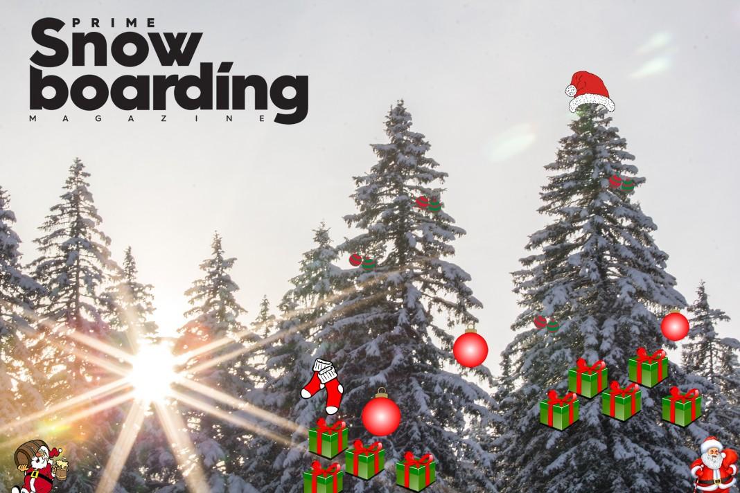Prime Snowboarding Adventskalender 2015