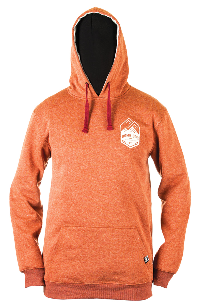 Riding Pullover - Rome Snowboards