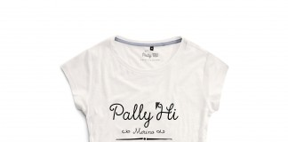 Round About Tee (Lady) - Pally'Hi