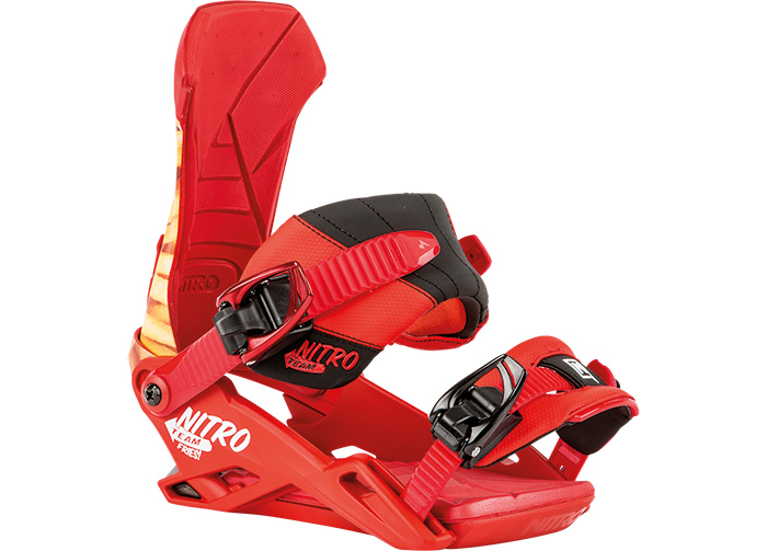 Team Bindings - Nitro