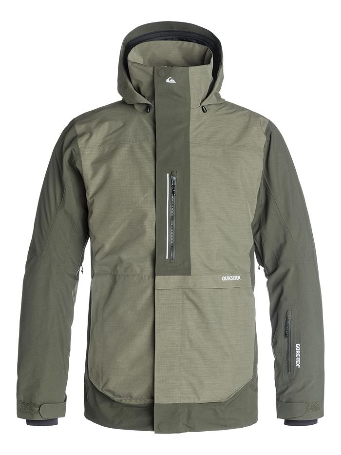 TR Exhibition Jacket - Quiksilver
