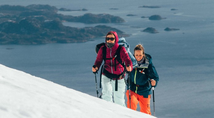 Way North - Lena Stoffel & Aline Bock - Photo: Nick Pumphrey