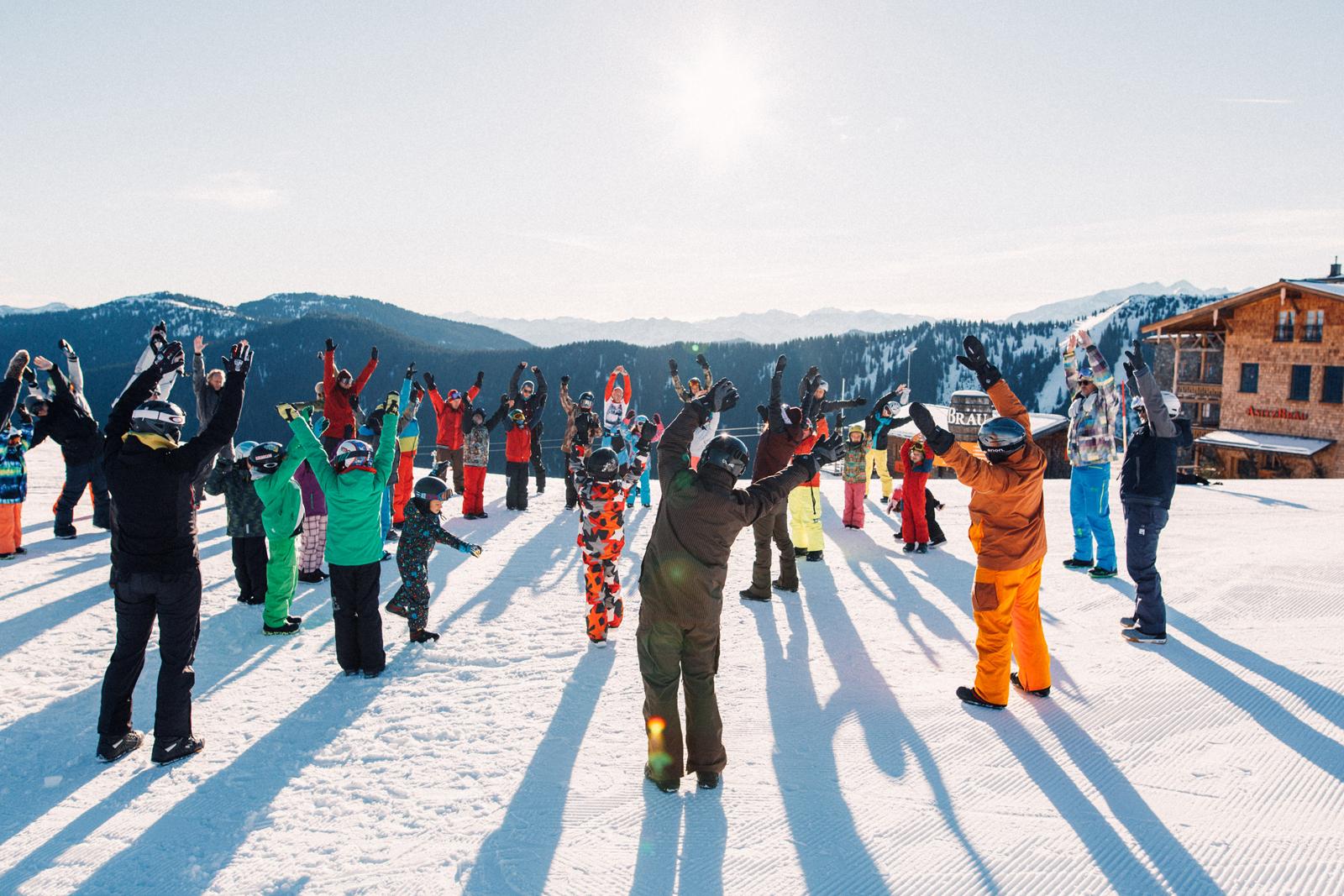 Nitro Kids Getaway 2015 Leogang - Foto: Marco Freudenreich Prime Snowboarding