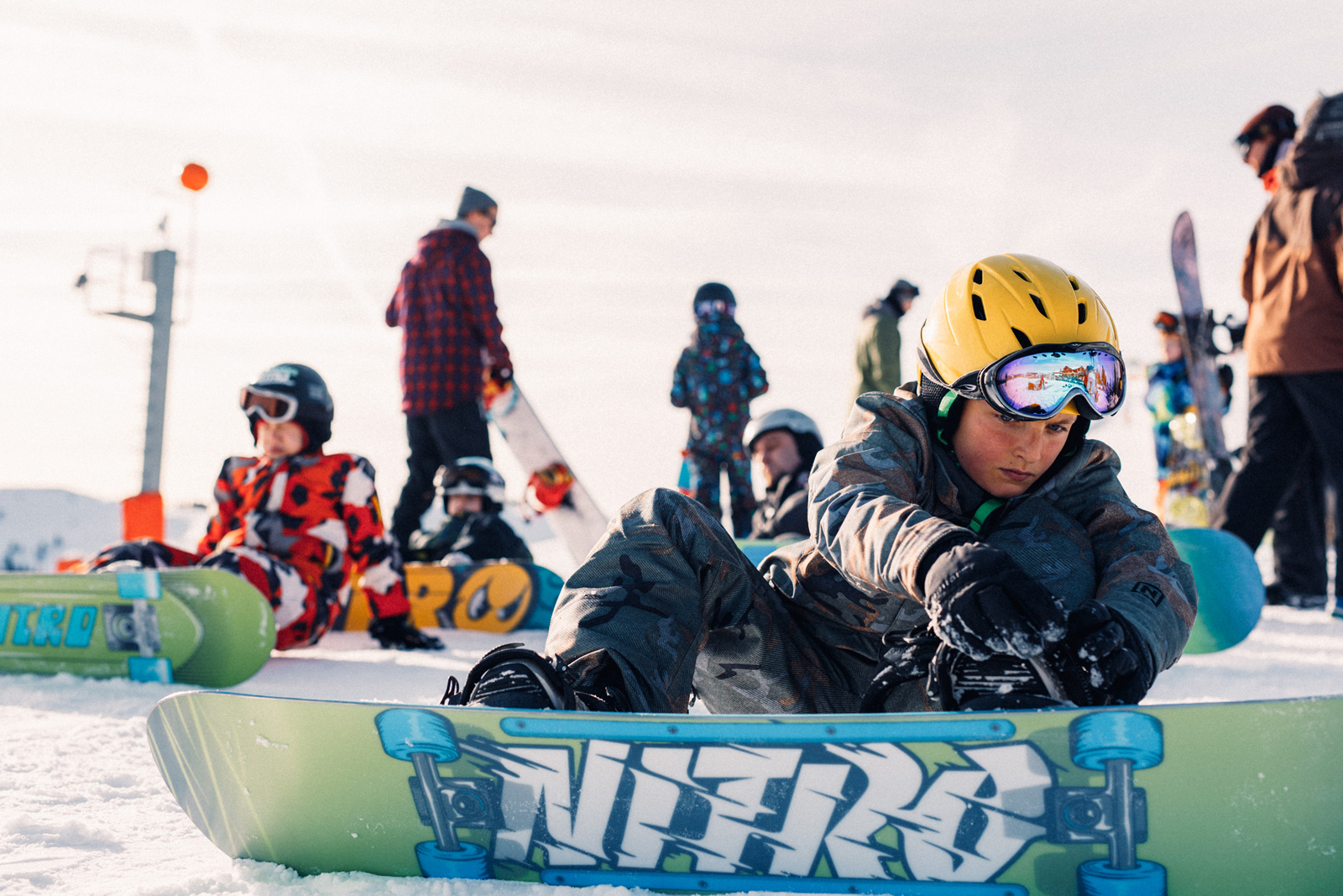 Nitro Kids Getaway 2015 Leogang - Foto: Marco Freudenreich