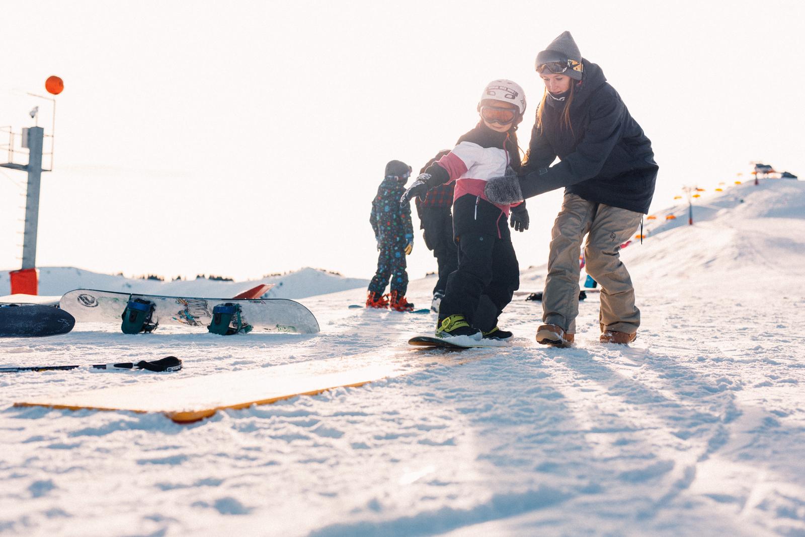 Nitro Kids Getaway 2015 Leogang Prime Snowboarding