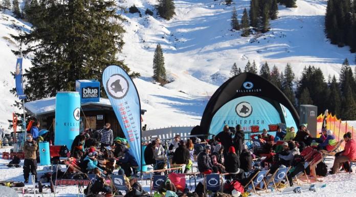 Snowpark Grasgehren - Foto: UNIT Parktech
