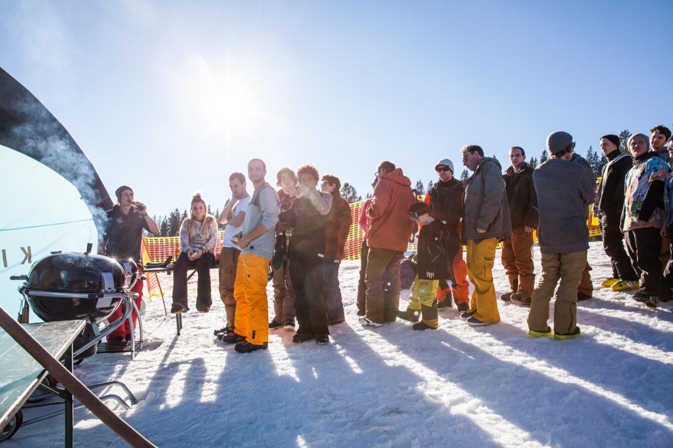 WSD at Snowpark Grasgehren - Foto: Snowpark Grasgehren