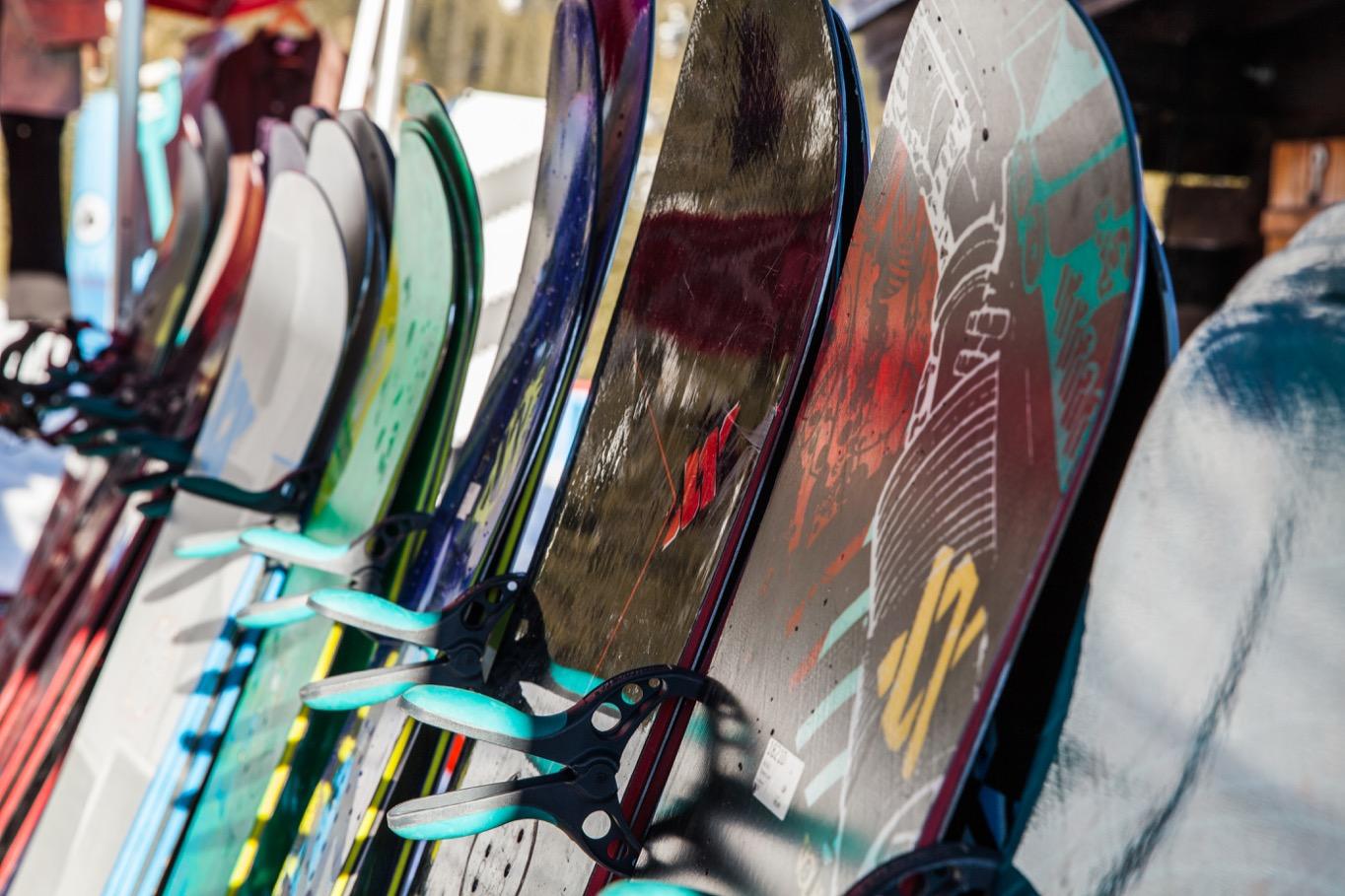 World Snowboard Day at Snowpark Grasgehren - Foto: Snowpark Grasgehren