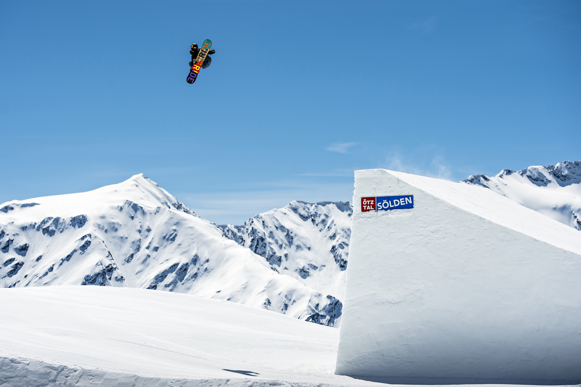 Billy Morgan in Sölden - Foto: Pally Learmond / Red Bull Content Pool
