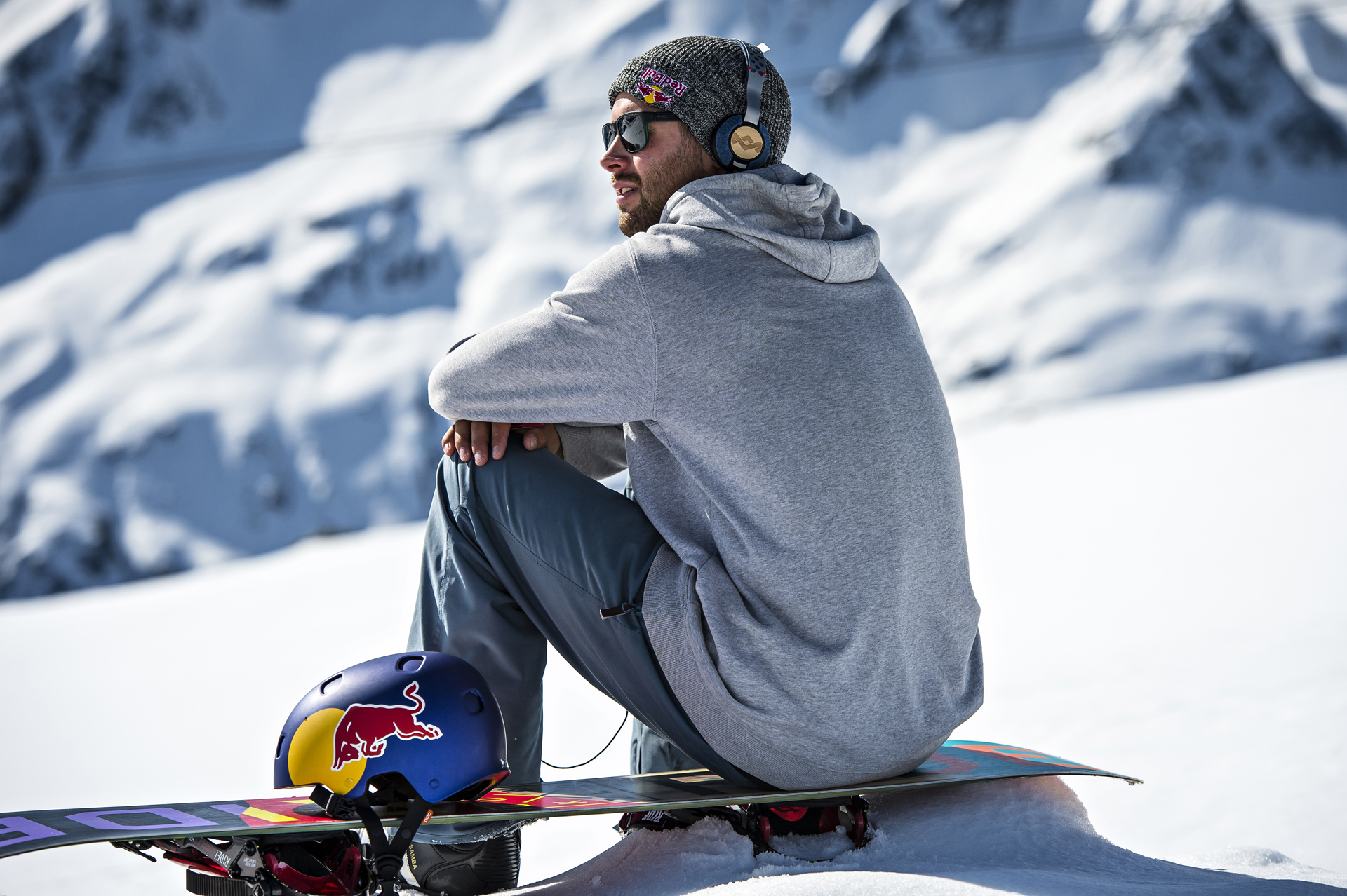Billy Morgan in Sölden, Österreich - Foto: Pally Learmond / Red Bull Content Pool