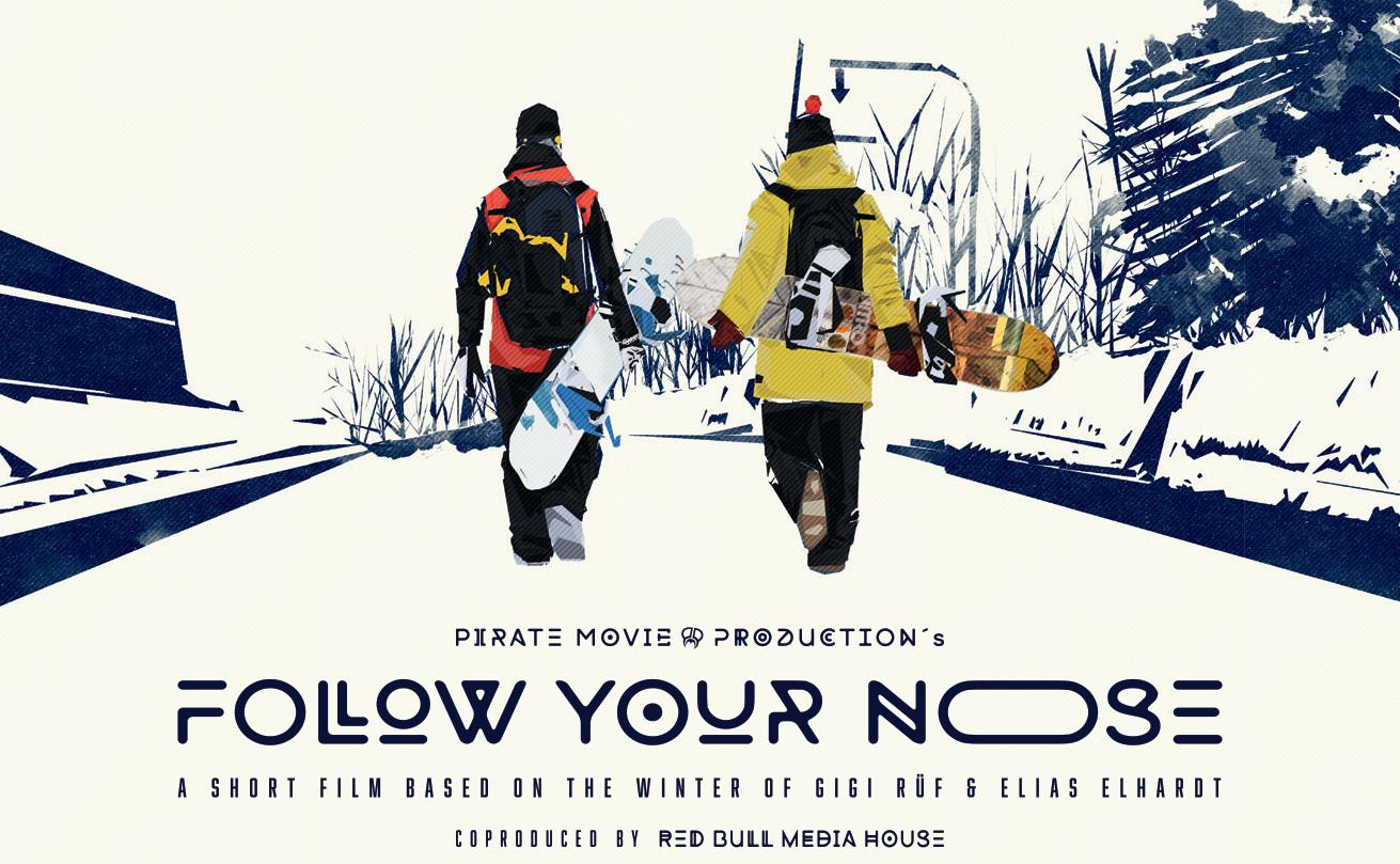 Follow Your Nose Teaser - Pirates
