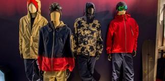 Neue Styles für die Jeremy Jones Outerwear Linie
