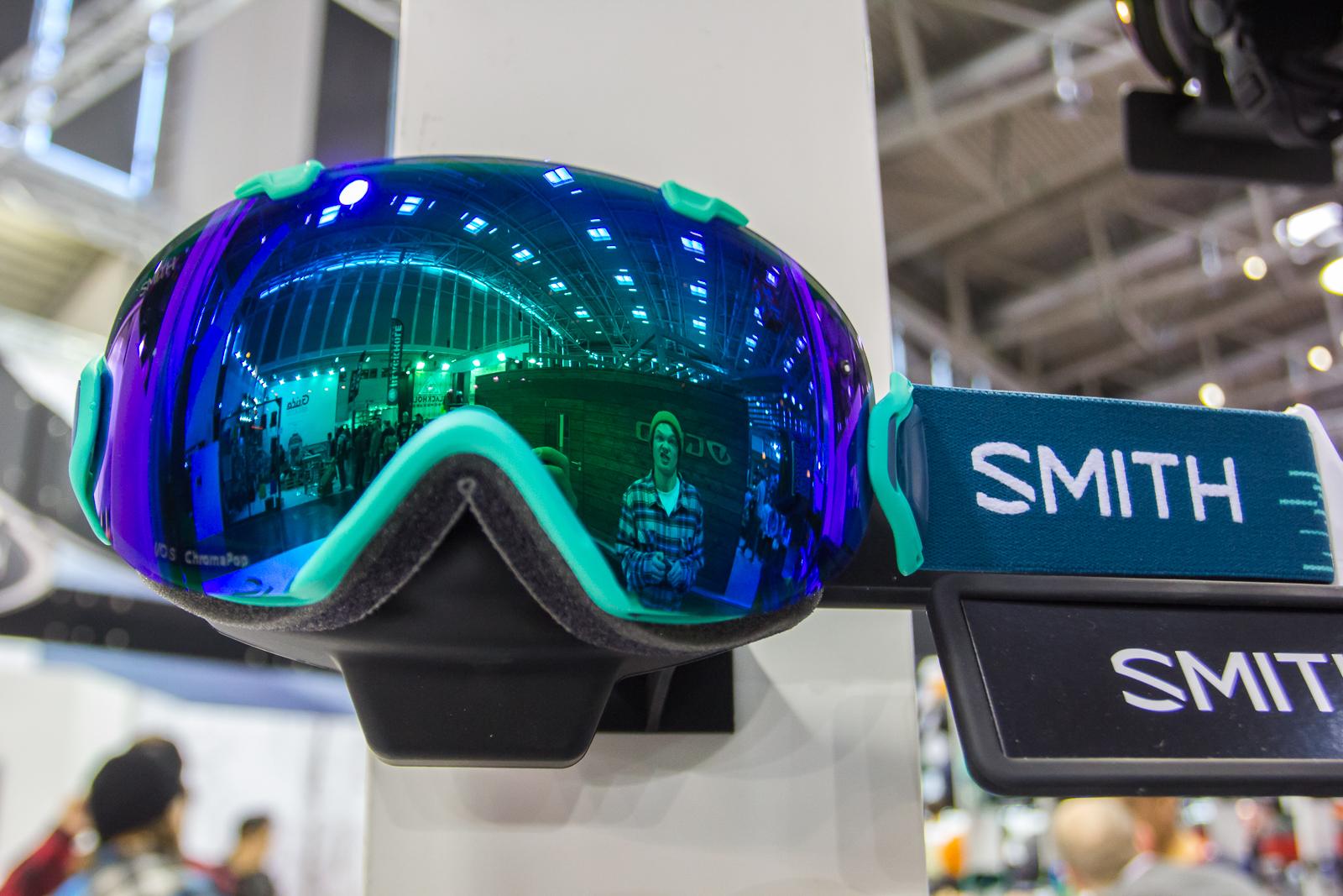 Neue Smith Goggles mit verbessertem Glas für perfekte sowie scharfe Kontraste