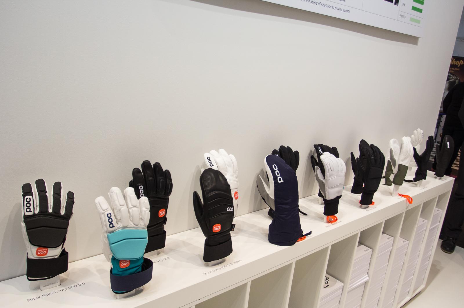 Die neue POC Handschuh Kollektion im Überblick