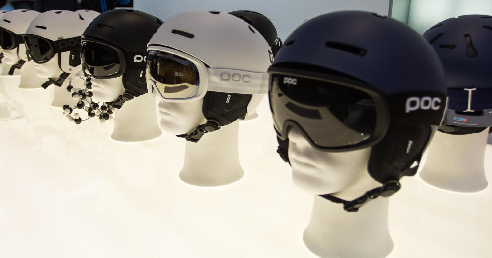 Die neuen Auric Cut Helme und Fovea Goggles