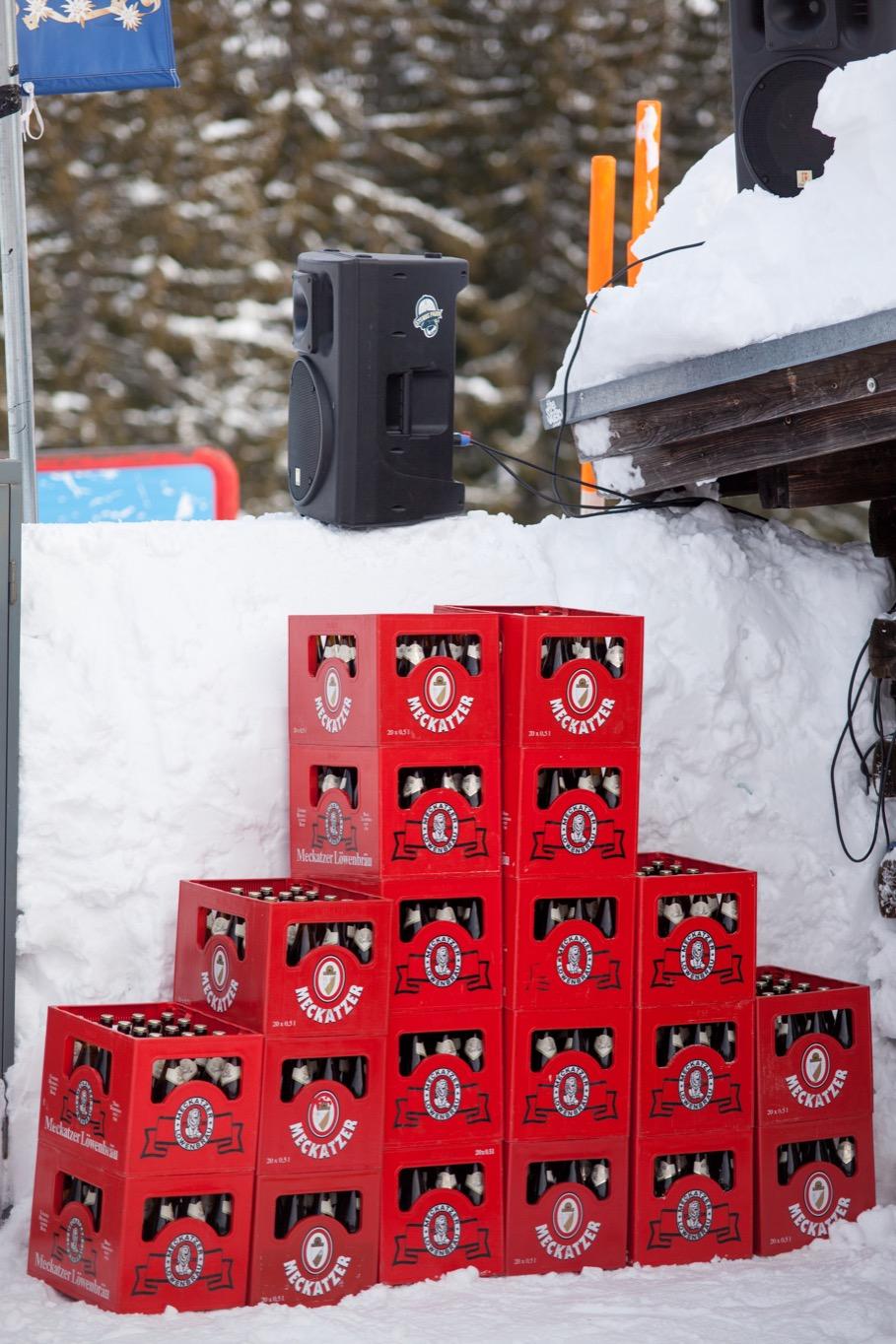 Völkl Beers´N´Burger Grasgehren #17 - Foto: Snowpark Grasgehren