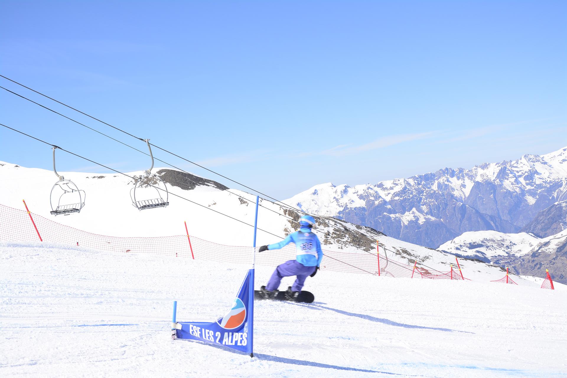Bordercross - UniChamp 2016 in Les Deux Alpes