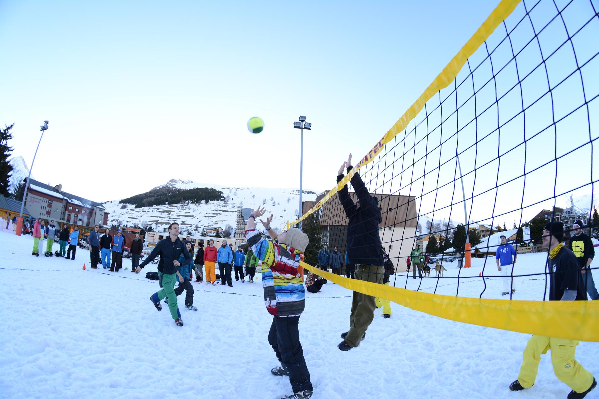 UniChamp 2016 in Les Deux Alpes