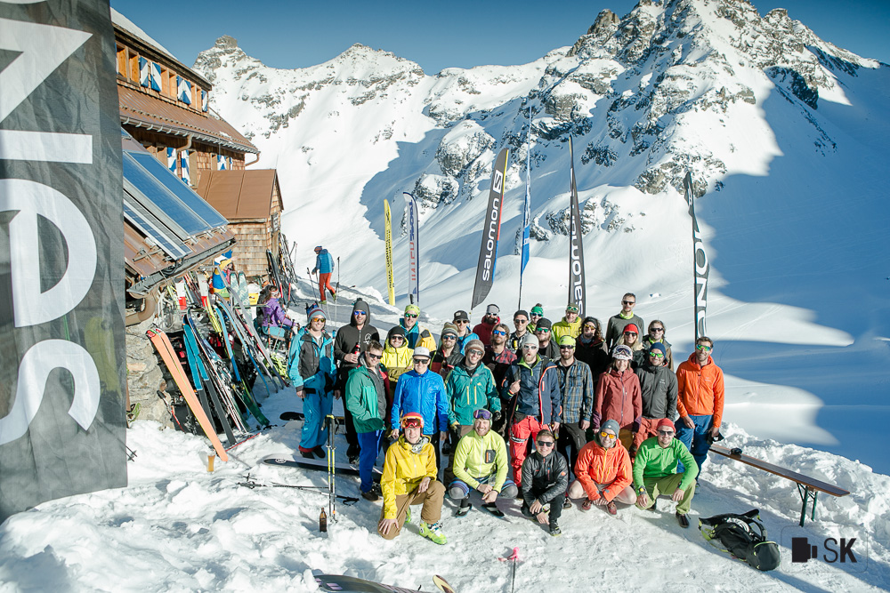 Die Teilnehmer beim Back on Track 2016 - Foto: Stefan Kothner