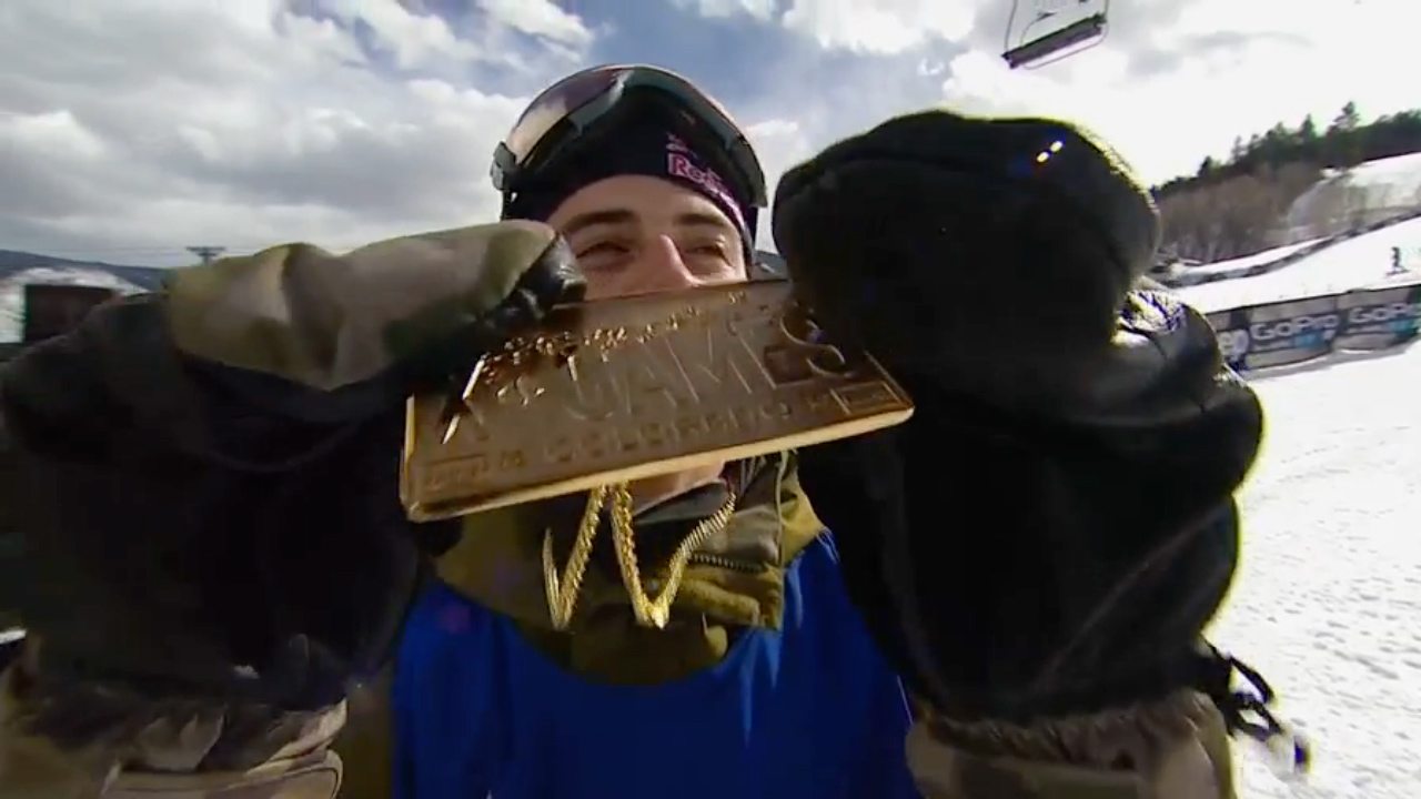 X Games 2016 - Mark McMorris