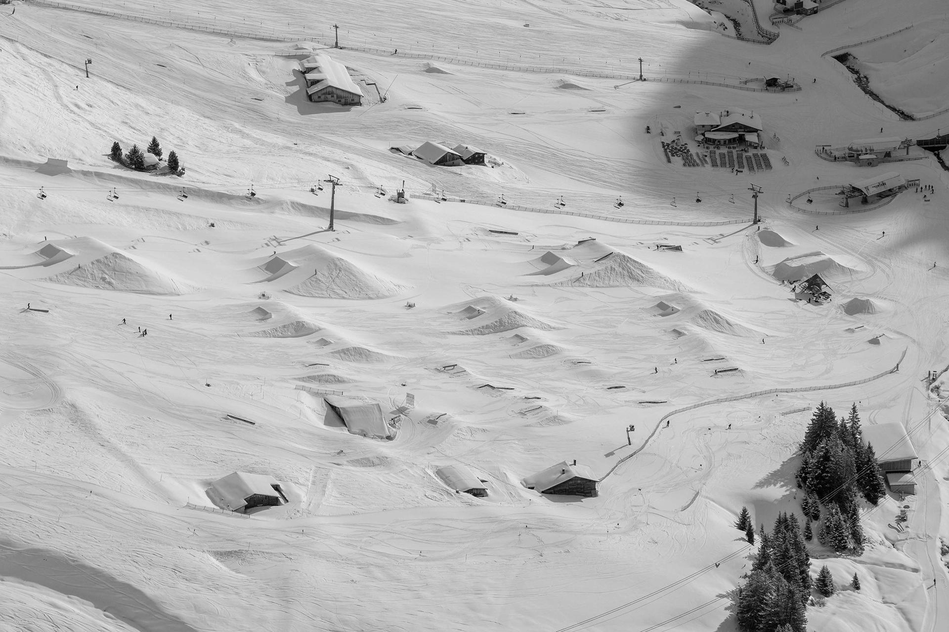 Wie immer top in Schuss: Der Vans Penken Park in Mayrhofen